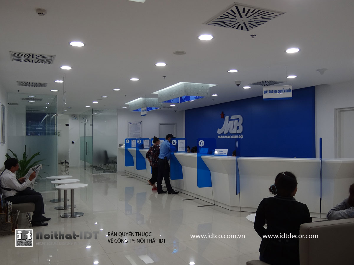 Design and construction of MB Bank Head Office 2