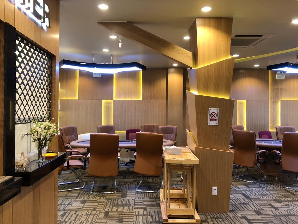 Casino interior design