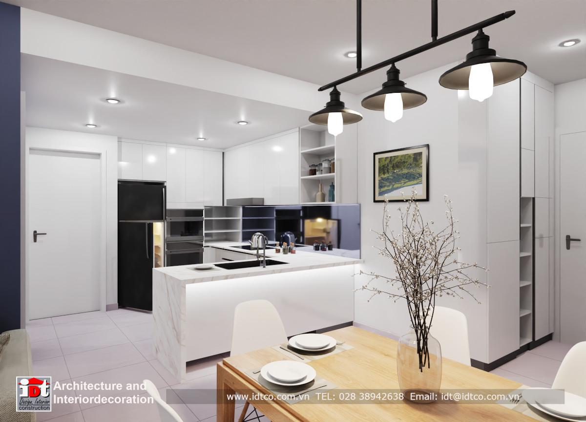 Thiết kế nội thất gia đình hợp phong thủy