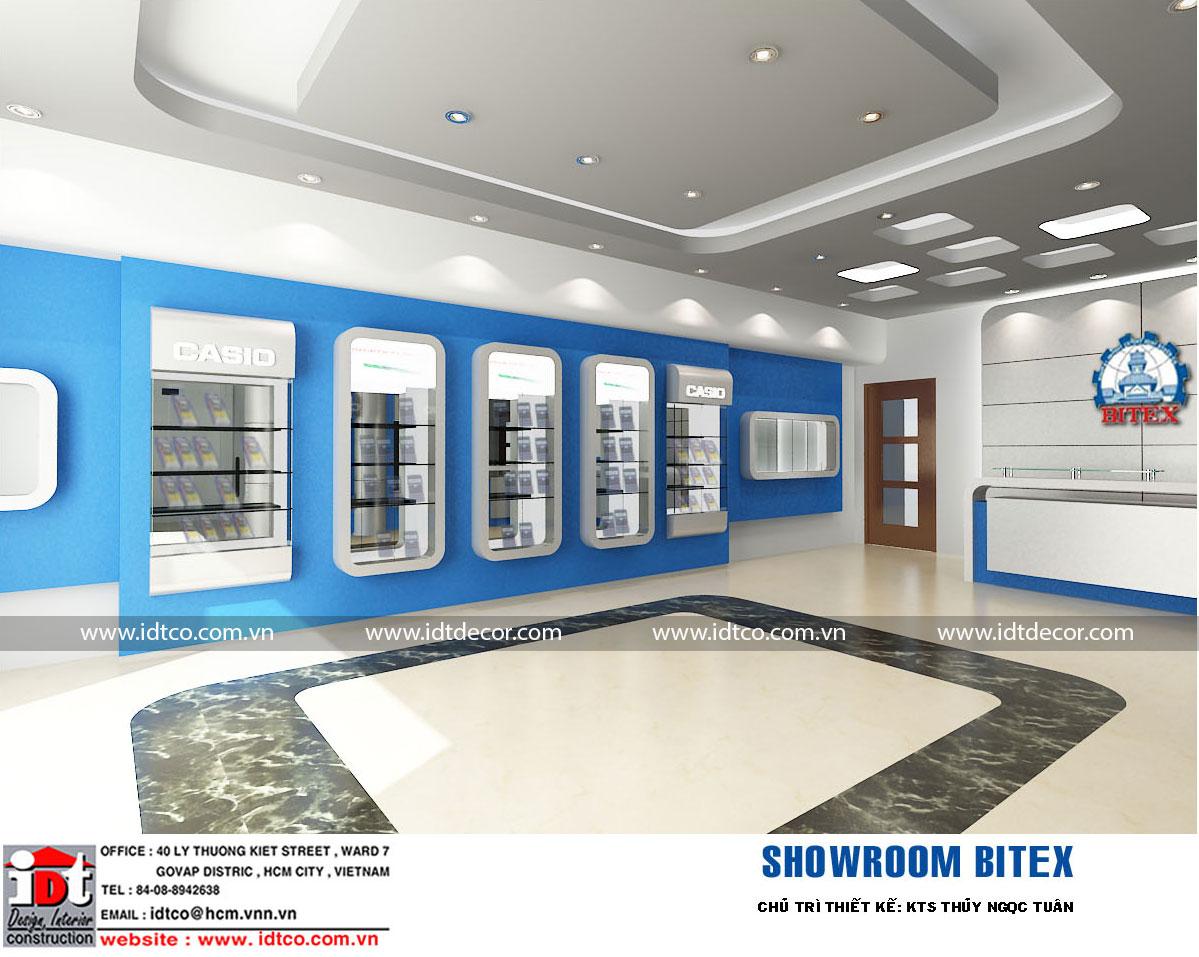 Bitex company showroom