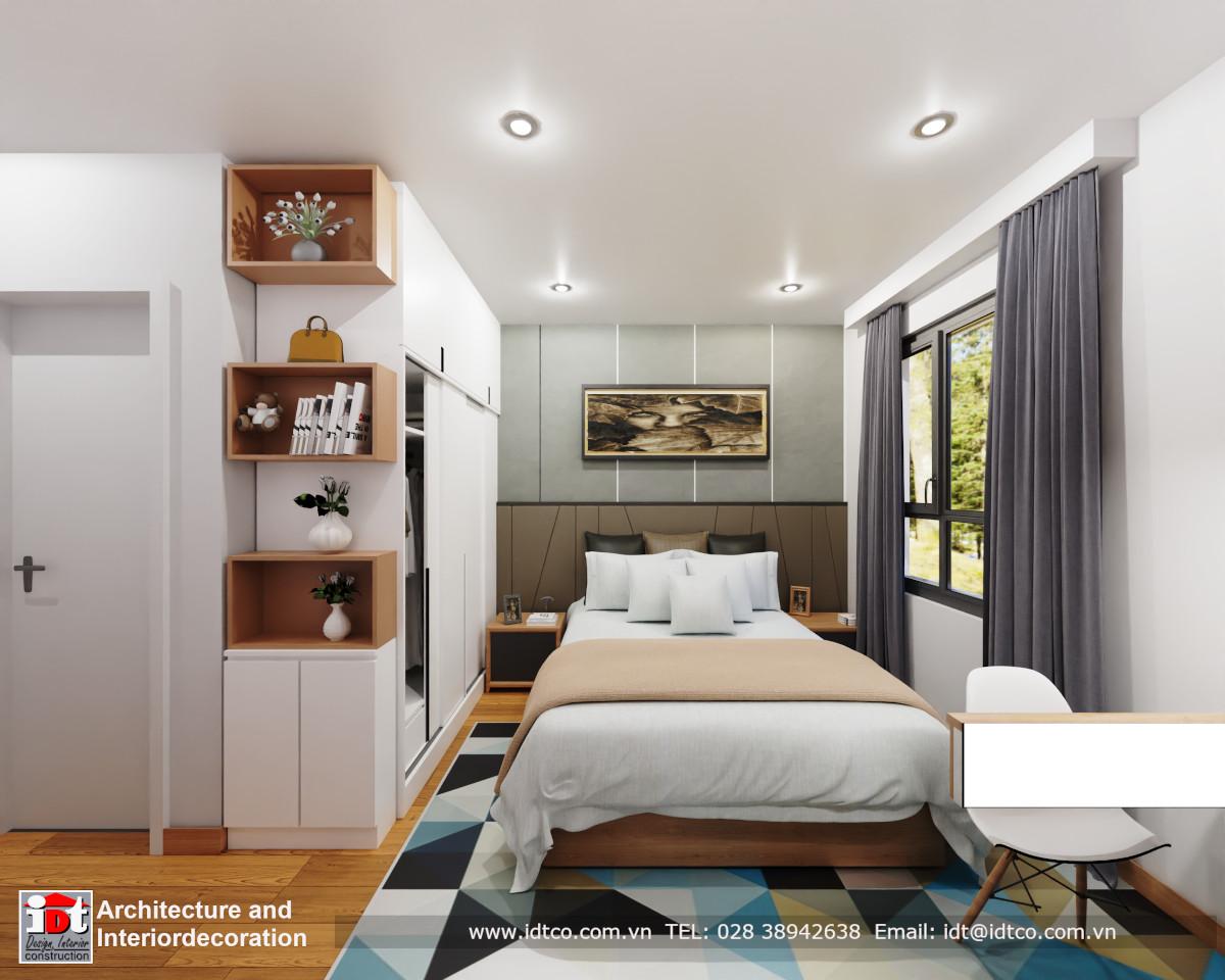 Đóng đồ nội thất chung cư