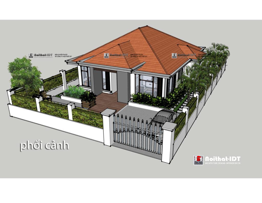 IDT Thiết kế là đơn vị thiết kế biệt thự chuyên nghiệp