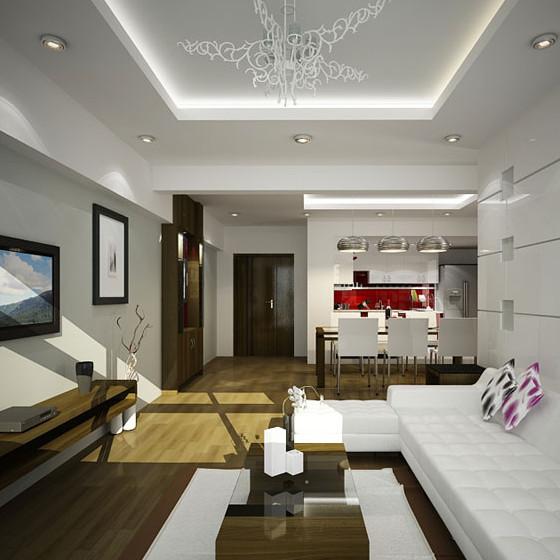Thiết kế và thi công nội Thất căn hộ