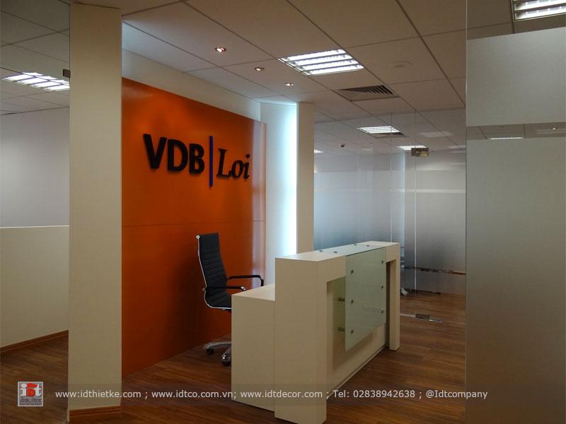 Các hạng mục sửa chữa cải tạo và làm mới văn phòng công ty cơ bản.