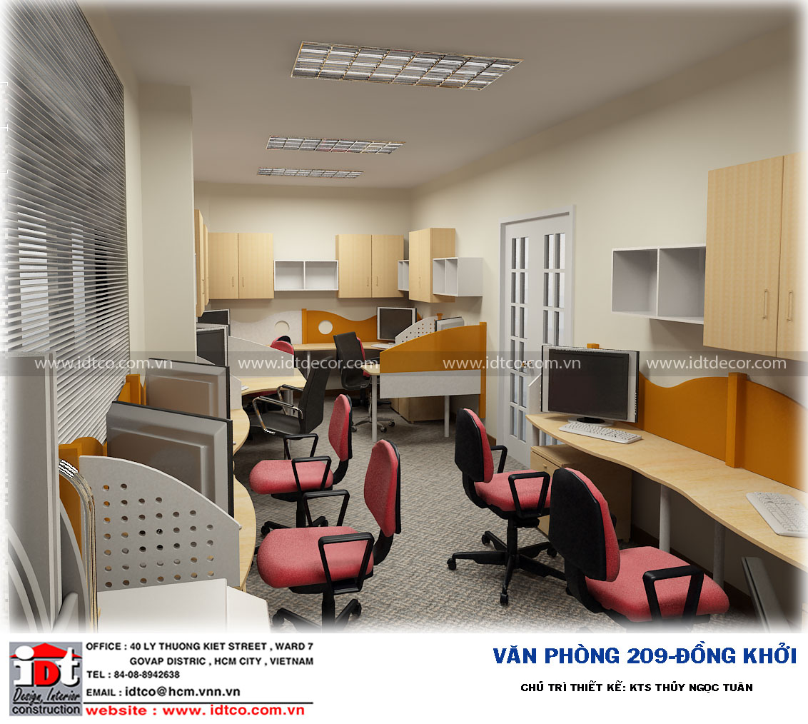 Công ty IDT chúng tôi chuyên cung cấp dịch vụ sửa văn phòng trọn gói