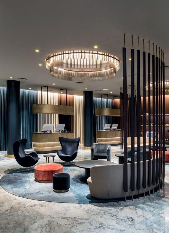 Tiêu chuẩn về thẩm mỹ sang trọng lịch sự trong thiết kế khách sạn